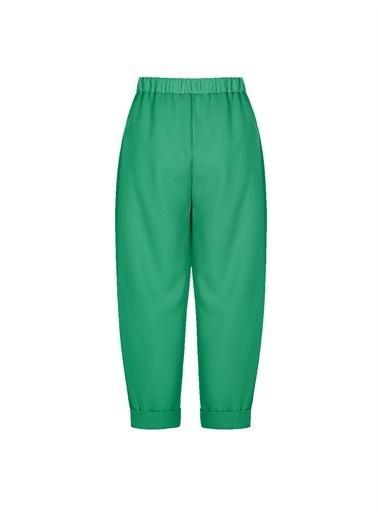 Nocturne Pantolon Yeşil